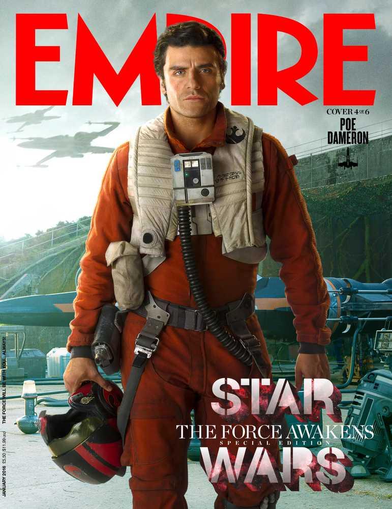 Empire Magazine 319 (Poe Dameron - 4 of 6)