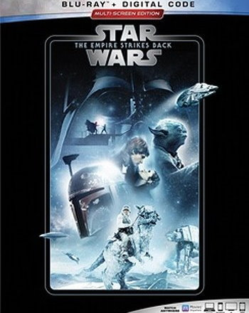 Star Wars: The Empire Strikes Back (2019 Blu Ray)