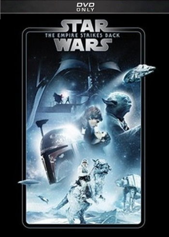 Star Wars: The Empire Strikes Back (2019 DVD)