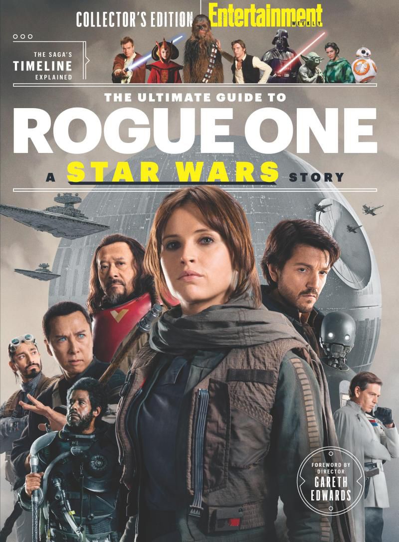 The Ultimate Guide to Rogue One: A Star Wars Story