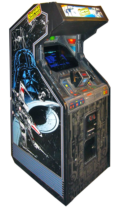 Star Wars: The Empire Strikes Back (arcade)