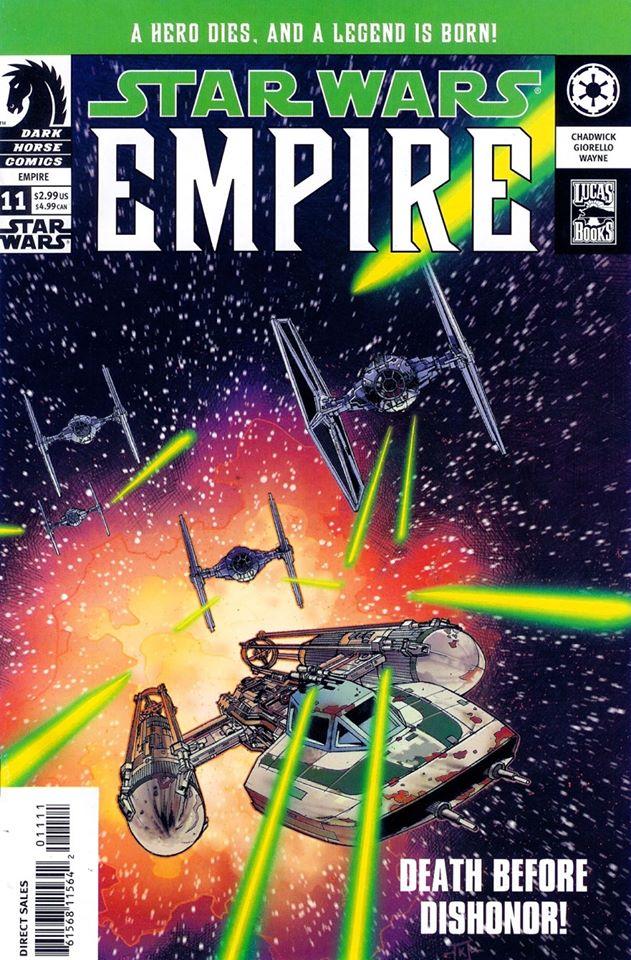 Star Wars Empire 11