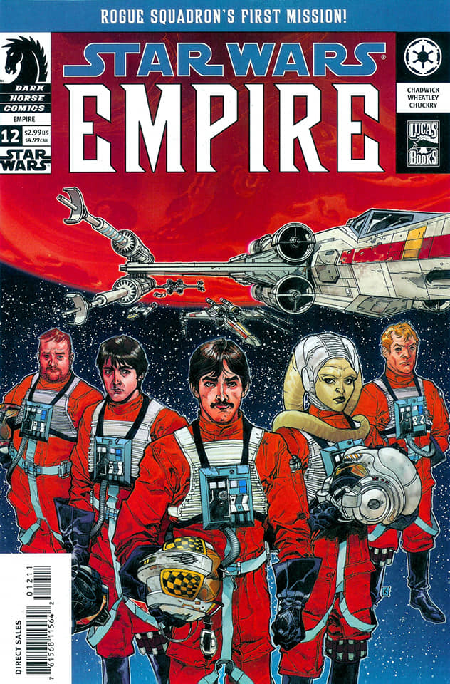 Star Wars Empire 12