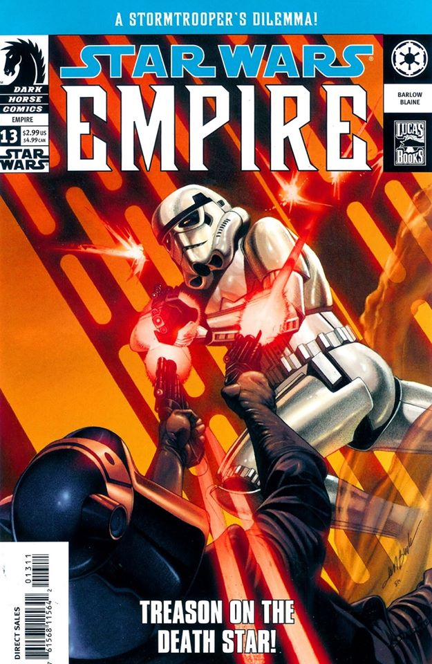 Star Wars Empire: What Sin Loyalty