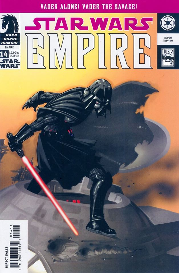 Star Wars Empire: The Savage Heart
