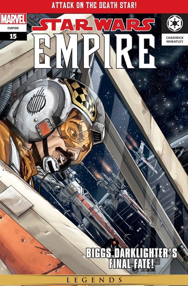 Star Wars Empire 15