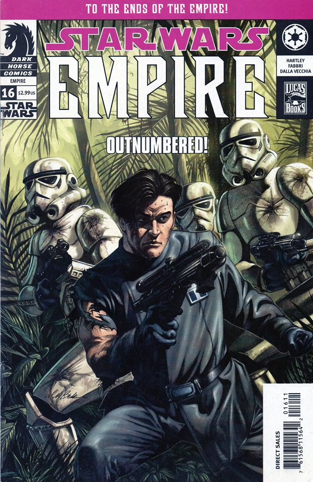 Star Wars Empire: To the Last Man
