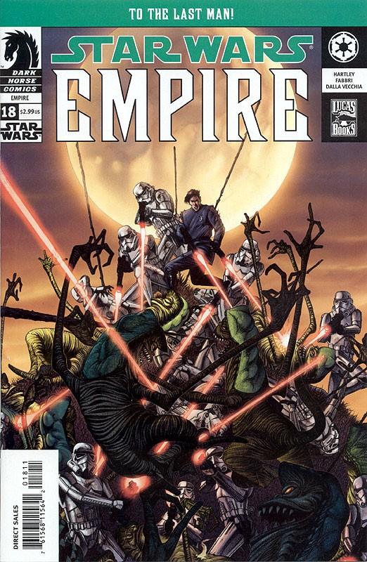 Star Wars Empire 18