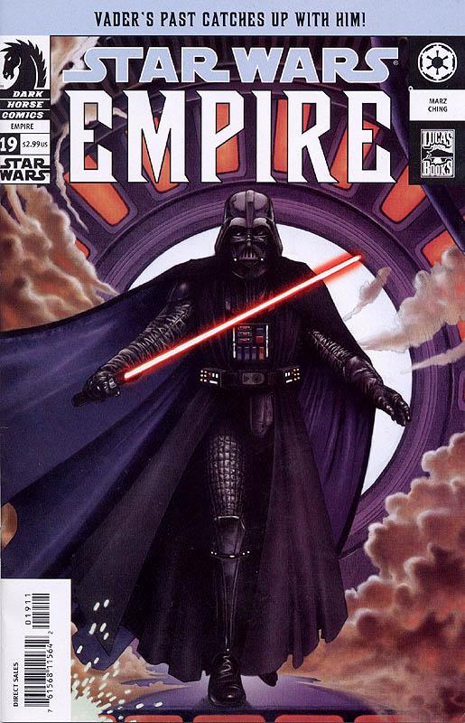 Star Wars Empire: Target - Vader