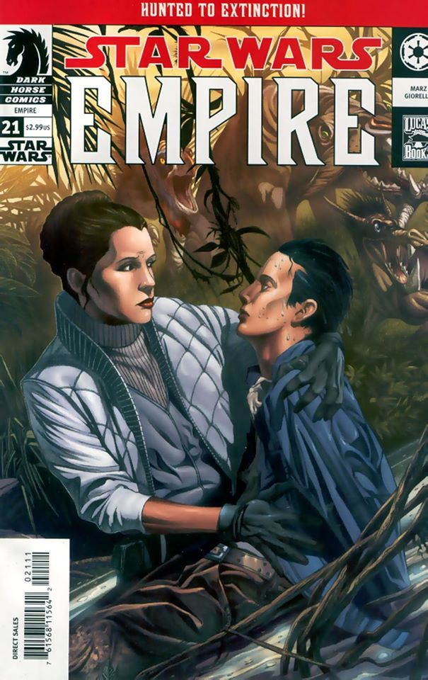 Star Wars Empire 21