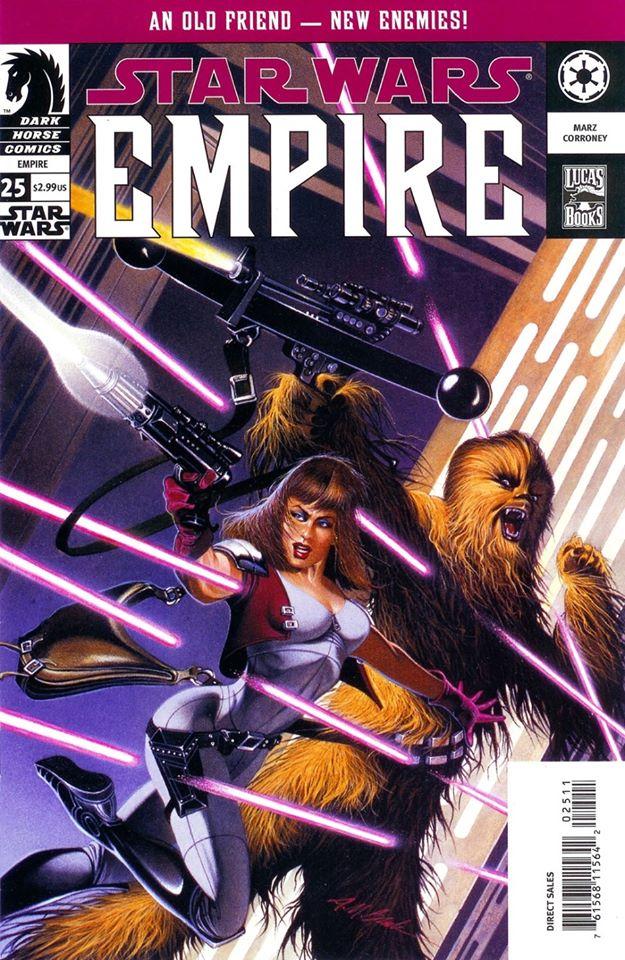 Star Wars Empire 25