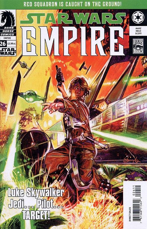 "Star Wars Empire: ""General"" Skywalker"