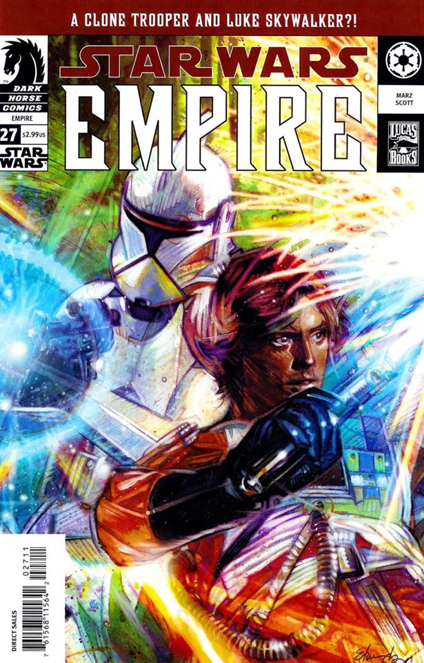 Star Wars Empire 27