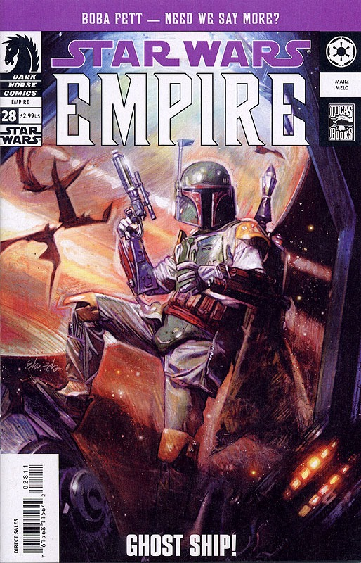 Star Wars Empire: Wreckage