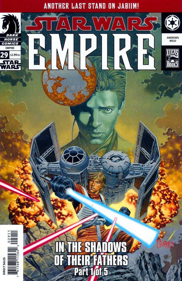 Star Wars Empire: In the Shadows of Their Fathers