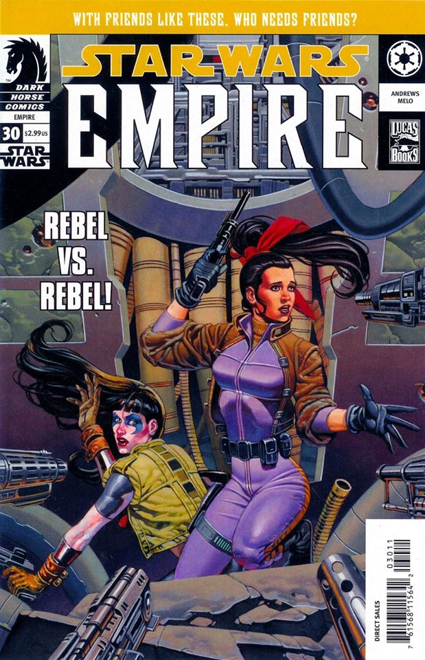Star Wars Empire 30