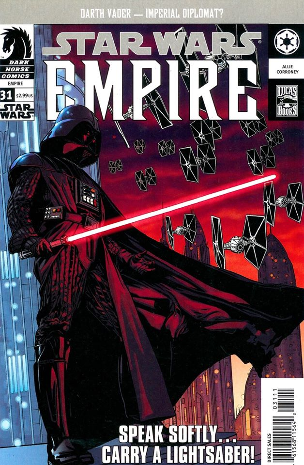 Star Wars Empire: The Price of Power