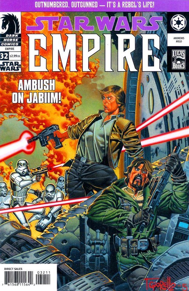 Star Wars Empire 32
