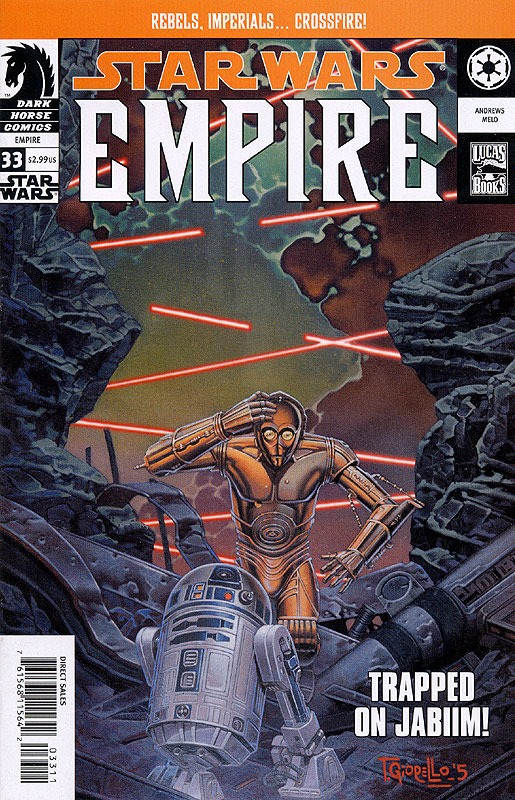 Star Wars Empire 33
