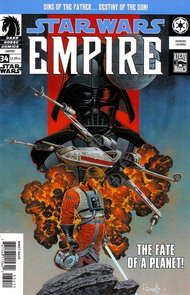 Star Wars Empire 34