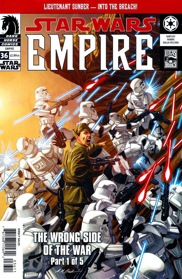 Star Wars Empire: The Wrong Side of the War