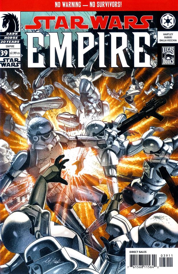 Star Wars Empire 39