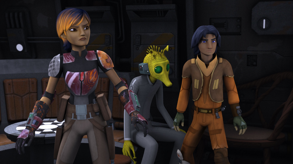 Star Wars Rebels: Empire Day