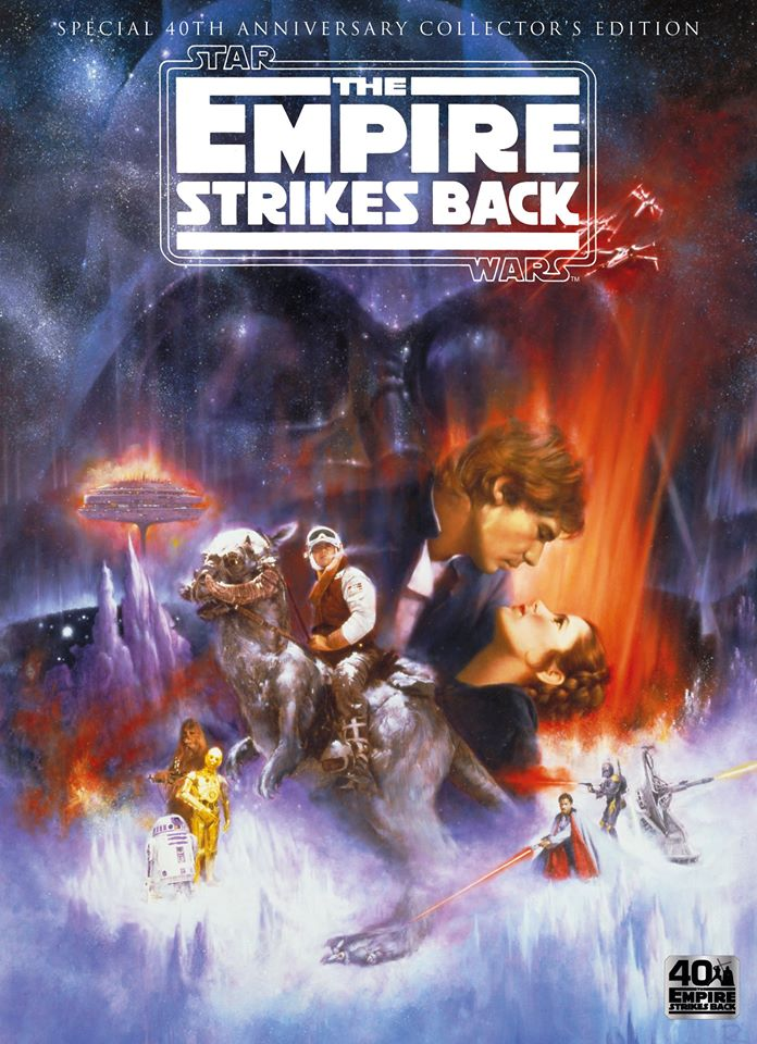 Star Wars: The Empire Strikes Back - Special 40th Anniversary Collector's Edition