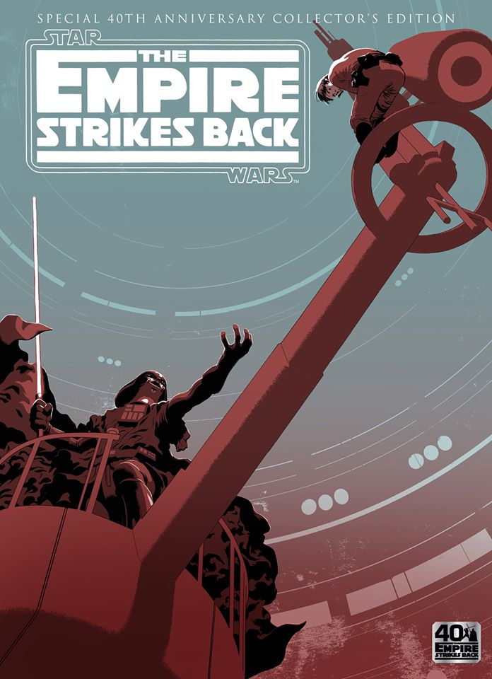 Star Wars: The Empire Strikes Back - Special 40th Anniversary Collector's Edition (previews)
