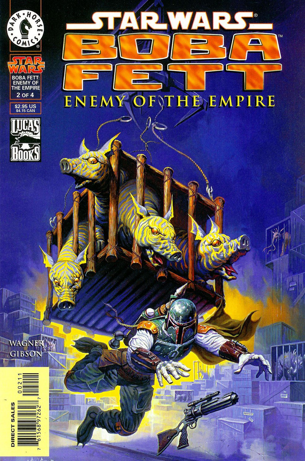 Star Wars Boba Fett: Enemy of the Empire 2