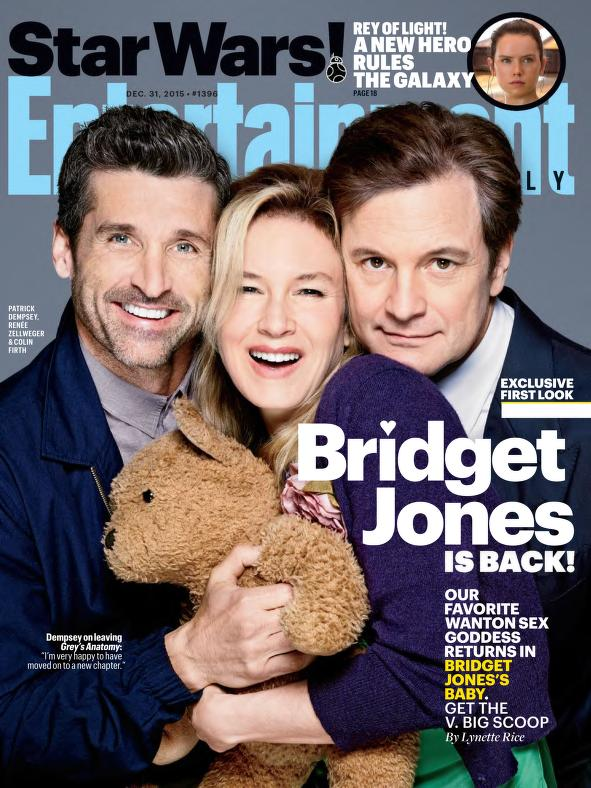 Entertainment Weekly December 31, 2015