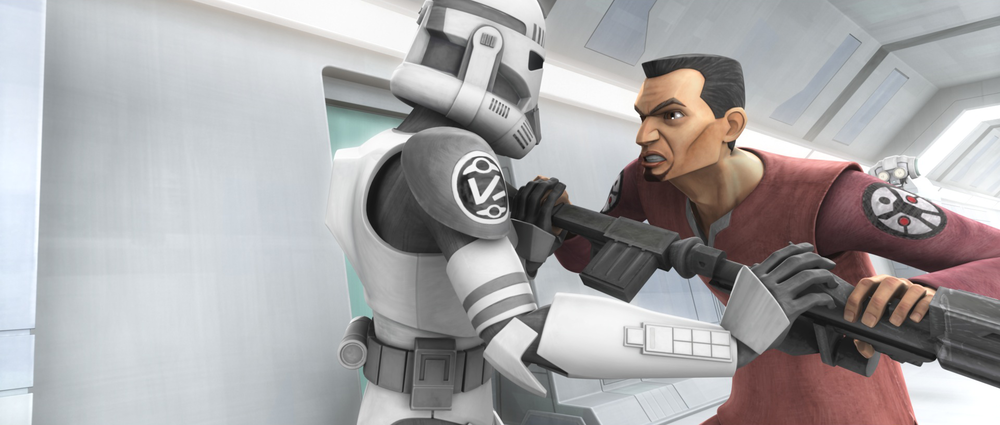 Star Wars The Clone Wars: Fugitive