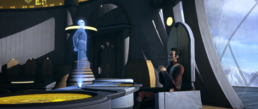Star Wars The Clone Wars: Crisis at the Heart