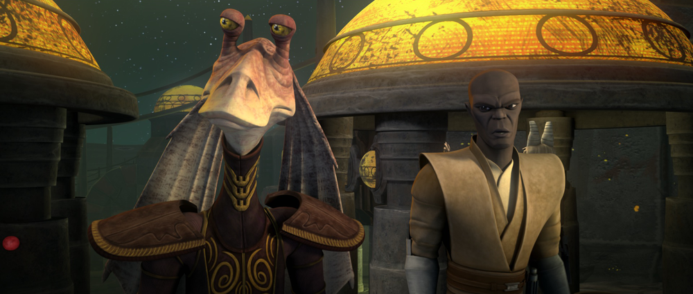Star Wars The Clone Wars: The Disappeared Part 2