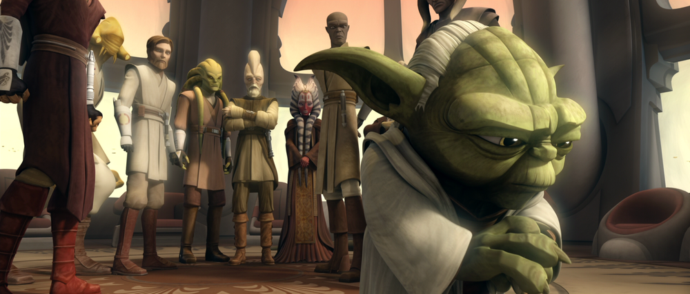 Star Wars The Clone Wars: Voices