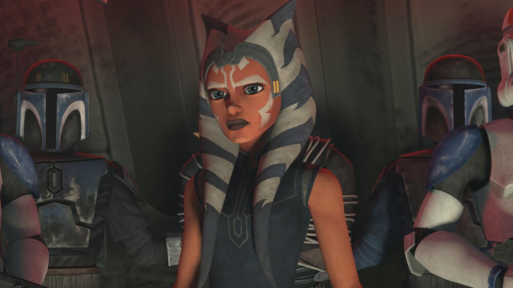 Star Wars The Clone Wars: Shattered