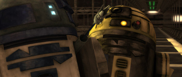 Star Wars The Clone Wars: Duel of the Droids