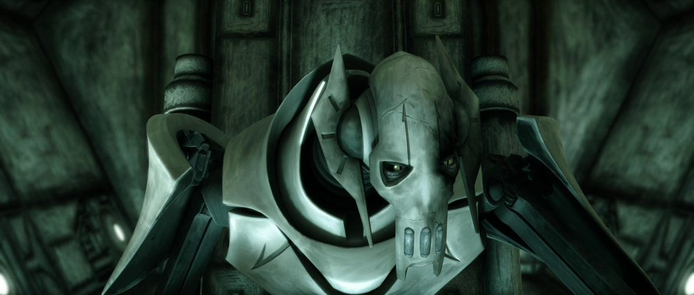 Star Wars The Clone Wars: Lair of Grievous