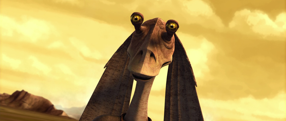 Star Wars The Clone Wars: The Gungan General