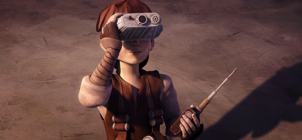 Star Wars The Clone Wars: Mystery of a Thousand Moons