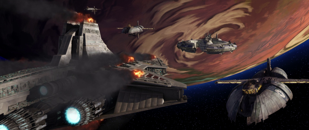 Star Wars The Clone Wars: Storm Over Ryloth