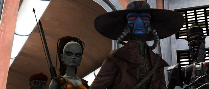 Star Wars The Clone Wars: Hostage Crisis