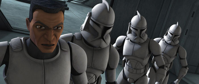 Star Wars The Clone Wars: Rookies