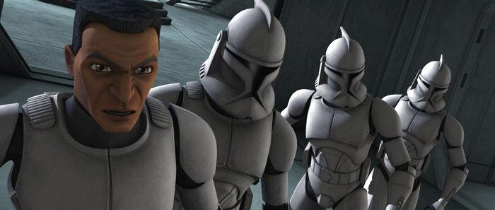 Star Wars The Clone Wars: Rookies