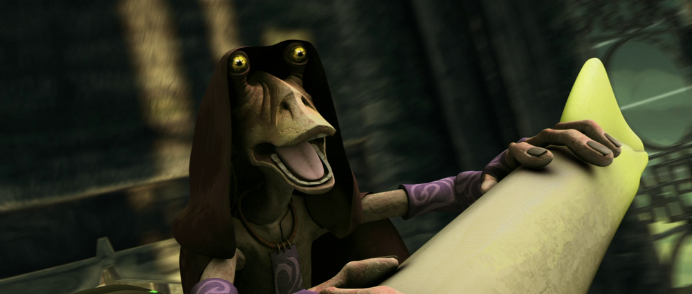 Star Wars The Clone Wars: Bombad Jedi