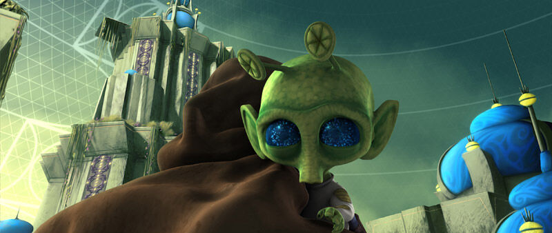 Star Wars The Clone Wars: Children of the Force