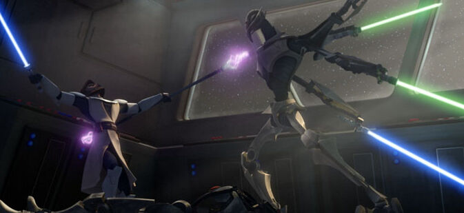 Star Wars The Clone Wars: Grievous Intrigue