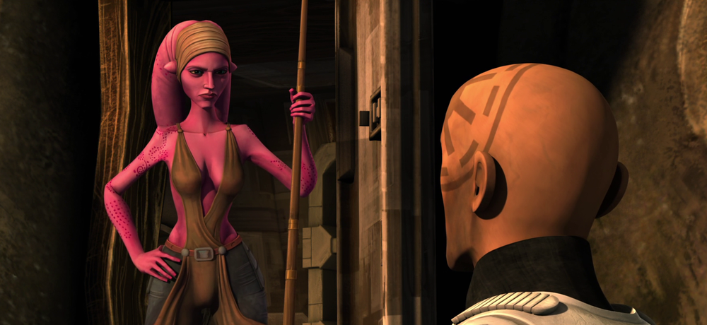 Star Wars The Clone Wars: The Deserter