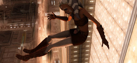 Star Wars The Clone Wars: Lightsaber Lost