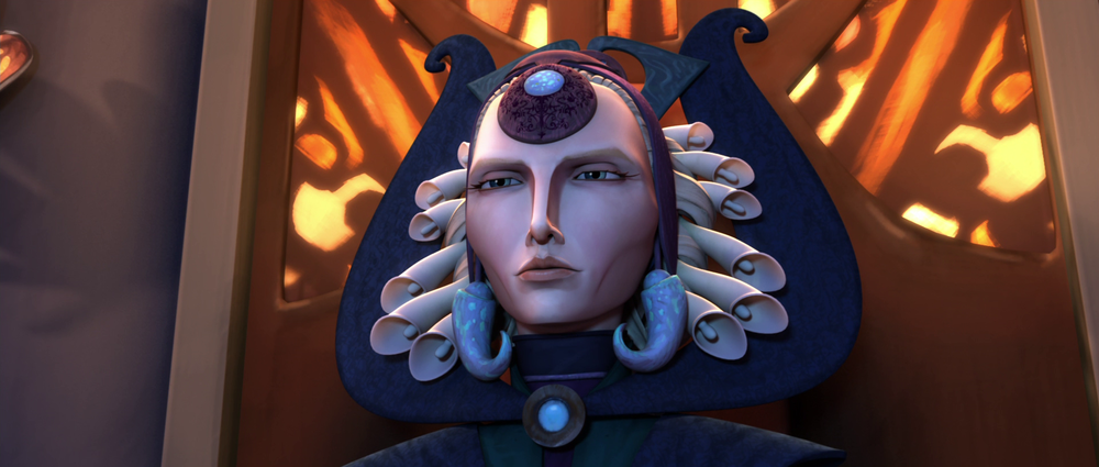 Star Wars The Clone Wars: The Mandalore Plot